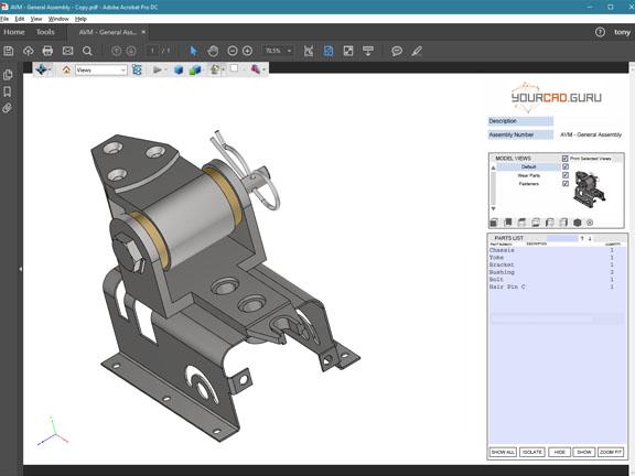 yourcadguru-3D-PDFs